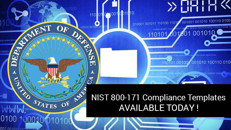 Nist 800 171 System Security Plan Ssp Template Dfars